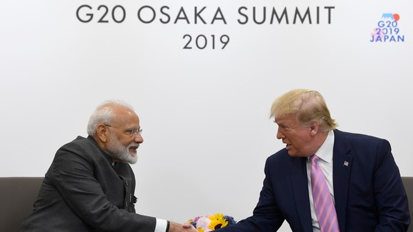 'India, US ties have never been closer': Trump to PM Narendra Modi