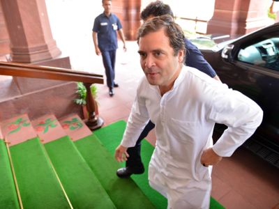 Have become a party 'fanatic' fighting the RSS-BJP: Rahul