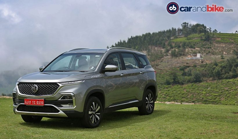 MG Motor India Introduces Annual Maintenance Package For The Hector
