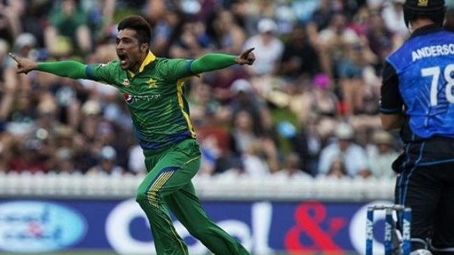 Star bowler Amir reacts to Pakistan's loss vs India in World Cup match