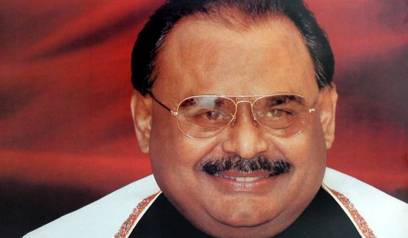 Pakistan's self-exiled leader Altaf Hussain arrested in London after 25 years