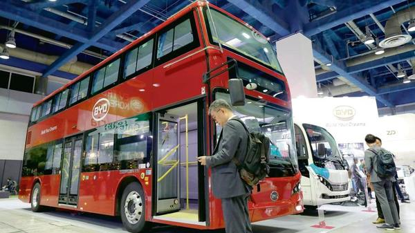 Buffett-backed BYD in advanced talks to develop, make EVs in India