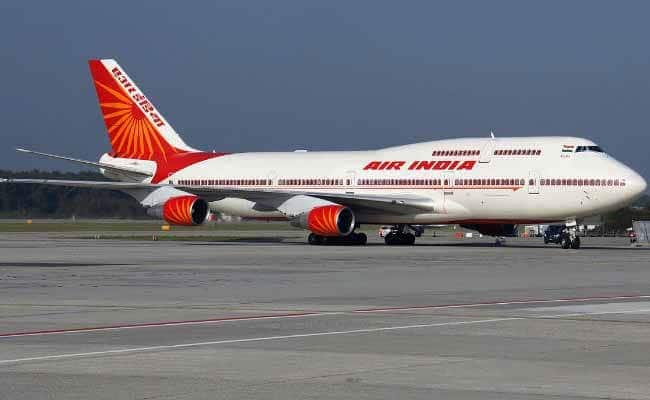 Government Clarifies Still Planning To Sell Air India