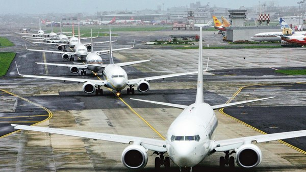 India's domestic air traffic grows 3% in May after registering a fall in April