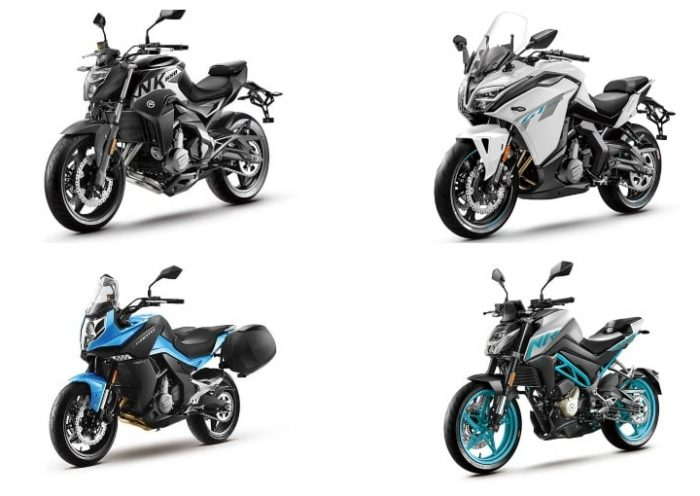 CFMoto To Start India Operations With 4 Motorcycles; Launch Date Announced