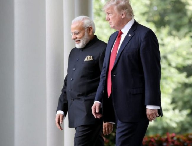 'Modi and I will announce very big trade deal': Trump