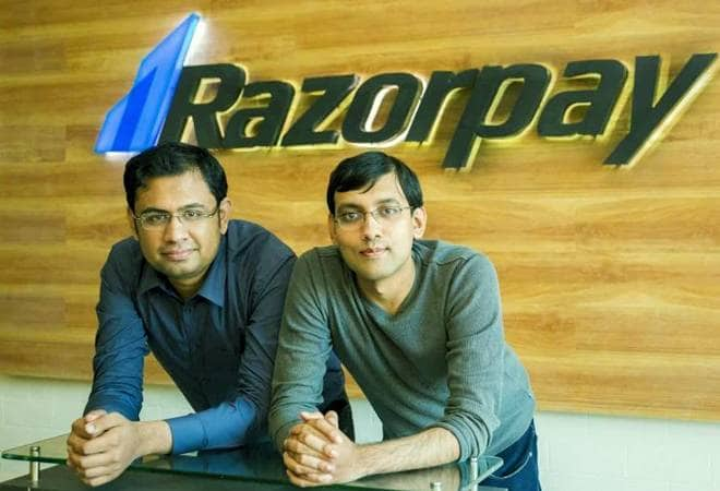 Razorpay gets $75 million from Sequoia India, Ribbit Capital in Series-C funding