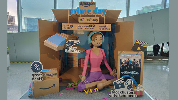 Amazon India launches offline campaign for Prime Day celebrations