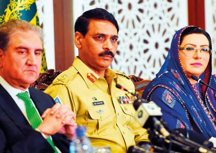 Amid tensions with India, Pakistan forms Kashmir desks
