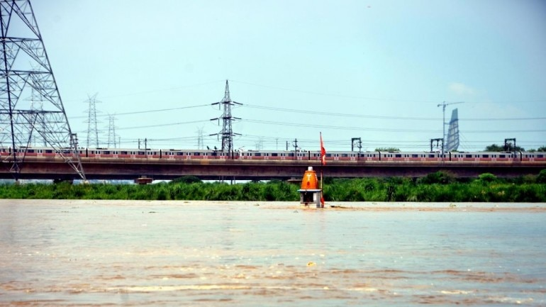 Monsoon fury: Yamuna continues to swell, Delhi and Haryana on alert