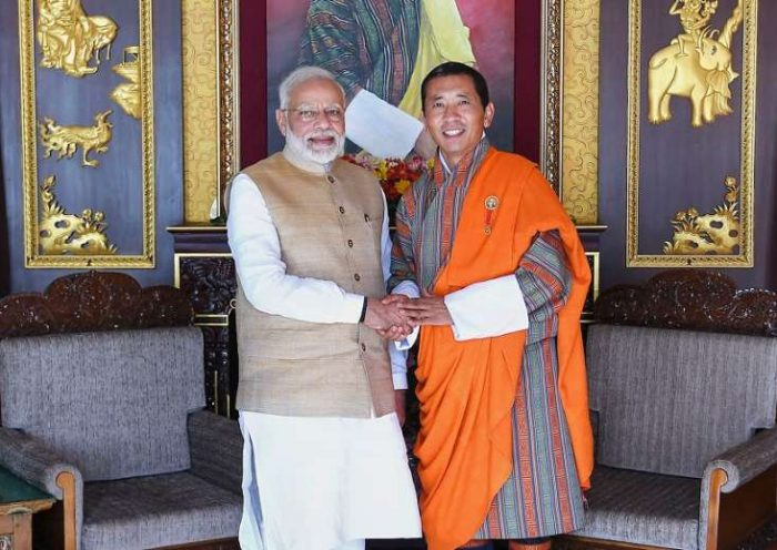 Narendra Modi launches slew of projects to expand India-Bhutan ties