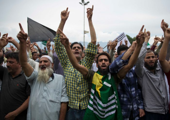 India starts to ease restrictions in Kashmir after protest