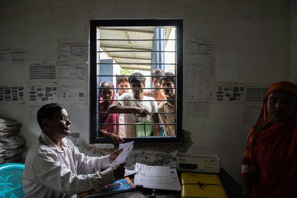 Four Million Indians in One State Risk Being Denied Citizenship. Most Are Muslims.