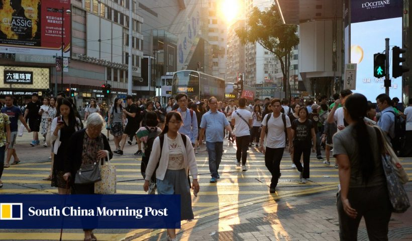 Hong Kong keeps top spot as world's freest economy but Canadian think tank again warns over 'interference from China'
