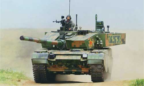 China's Type 99 Tank Is Here (And It Can Wage War Against Anyone)