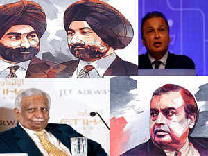 The year Indian tycoons faced bankruptcies, jail and even death