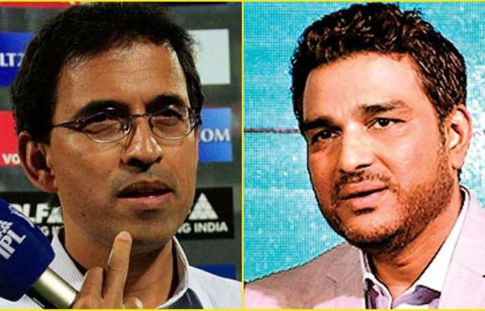 Watch: Sanjay Manjrekar repentants about his on-air spat with Harsha Bhogle during India-Bangladesh pink-ball Test