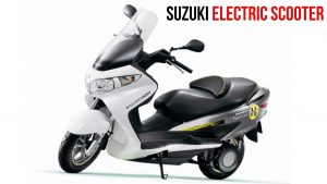 Suzuki Likely To Launch Its First Electric Scooter In India Next Year