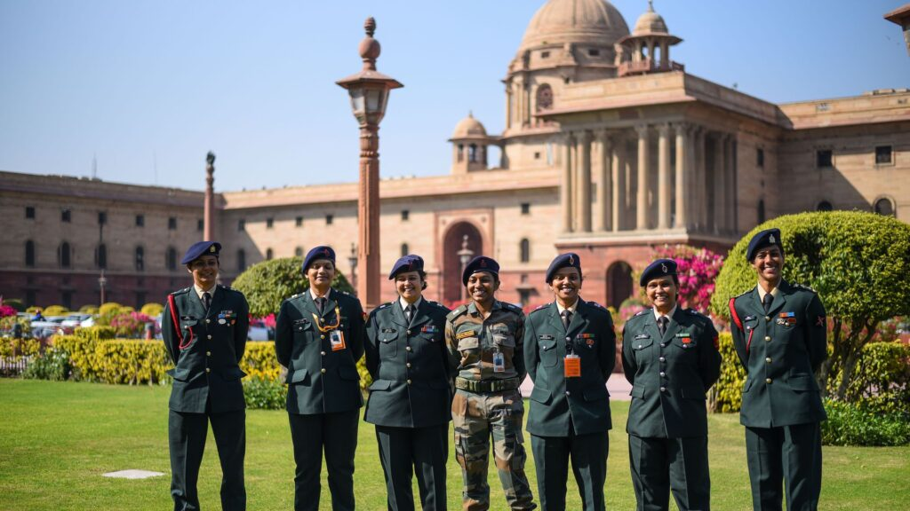 India's Supreme Court allows women to apply to top defense academy